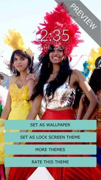 Viva Goa Carnival Wall & Lock apk screenshot