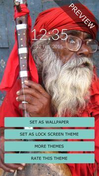 Wandering Minstrel Wall & Lock apk screenshot