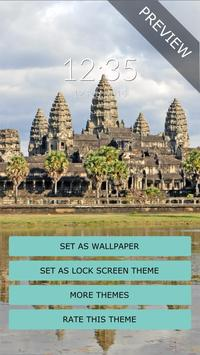 Angkor Vat Wall & Lock apk screenshot
