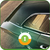Dodge Charger Wall & Lock icon