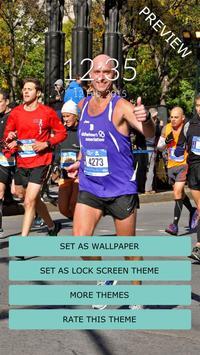 Marathon Wall & Lock screenshot 1