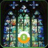 Church Window Paint LockScreen icon