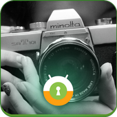 Selfie Photo Wall & Lock icon