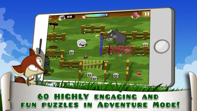 Sheep adventure - Hay Ewe screenshot 10