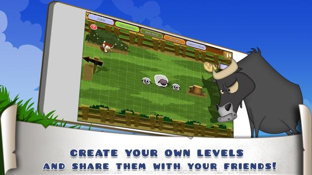 Sheep adventure - Hay Ewe screenshot 3