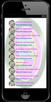 Sunny Leone New Songs screenshot 1