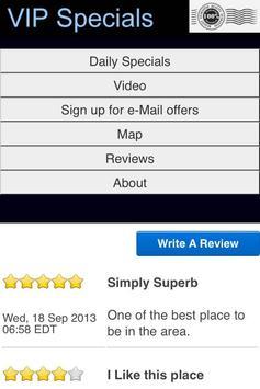 VIP Specials screenshot 1