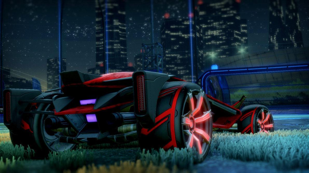 Fan Art Rocket League Wallpapers For Android Apk Download