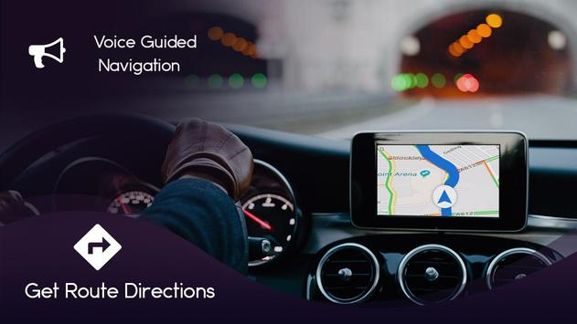 GPS, Maps, Navigations & Route Finder screenshot 4