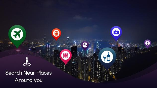 GPS, Maps, Navigations & Route Finder screenshot 3