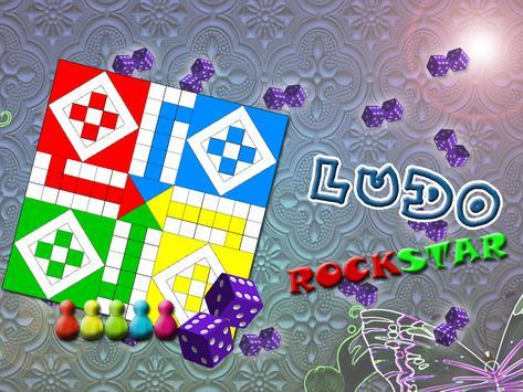 RockStar Ludo 2018 : The Best Dice Game apk screenshot