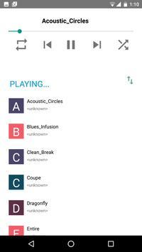 Sangeet Box : Music Player screenshot 2