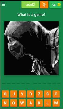 GamerQuiz apk screenshot
