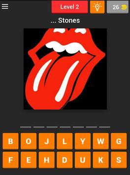 Logo Band apk screenshot