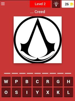 Videogame Logo Quiz apk screenshot