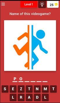 Videogame Logo Quiz poster