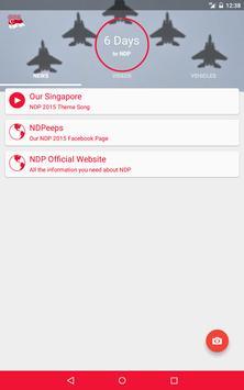 NDP 2015 Mobile Column screenshot 6
