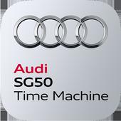 SG50 Time Machine icon