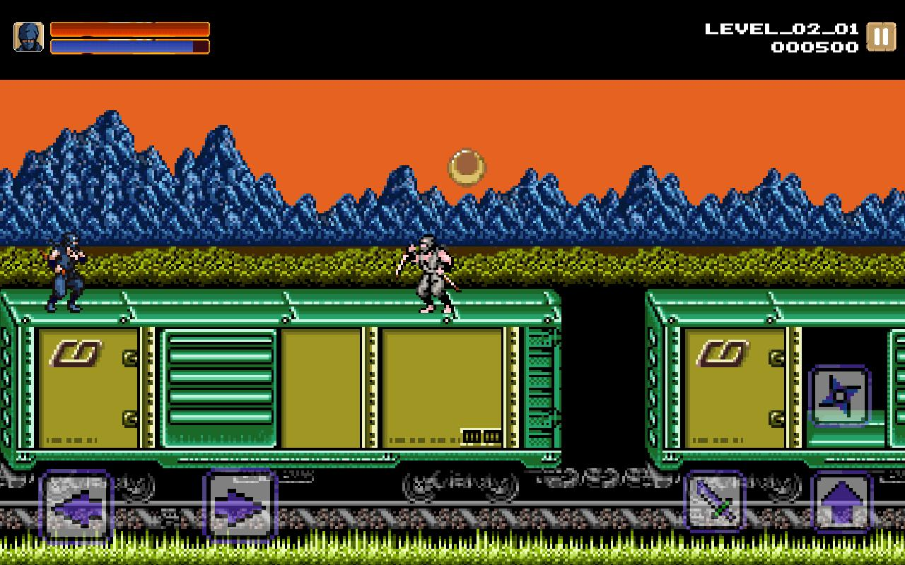 Pixel Ninja Gaiden ~Retro Shinobi Story~ for Android - APK Download