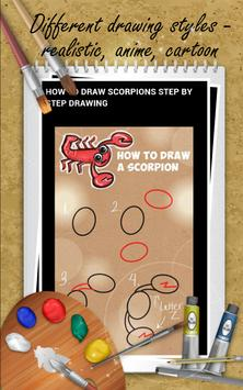 Drawing Tutorials: How to Draw captura de pantalla 2