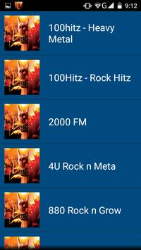 Rock Radio : All Metal Radio poster