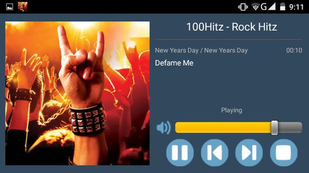 Rock Radio : All Metal Radio apk screenshot