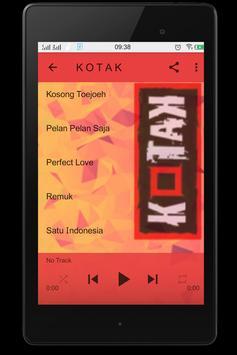 Musik Rock Romantis screenshot 1