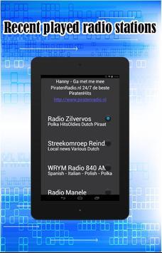 Rock-Rockabilly Radio apk screenshot