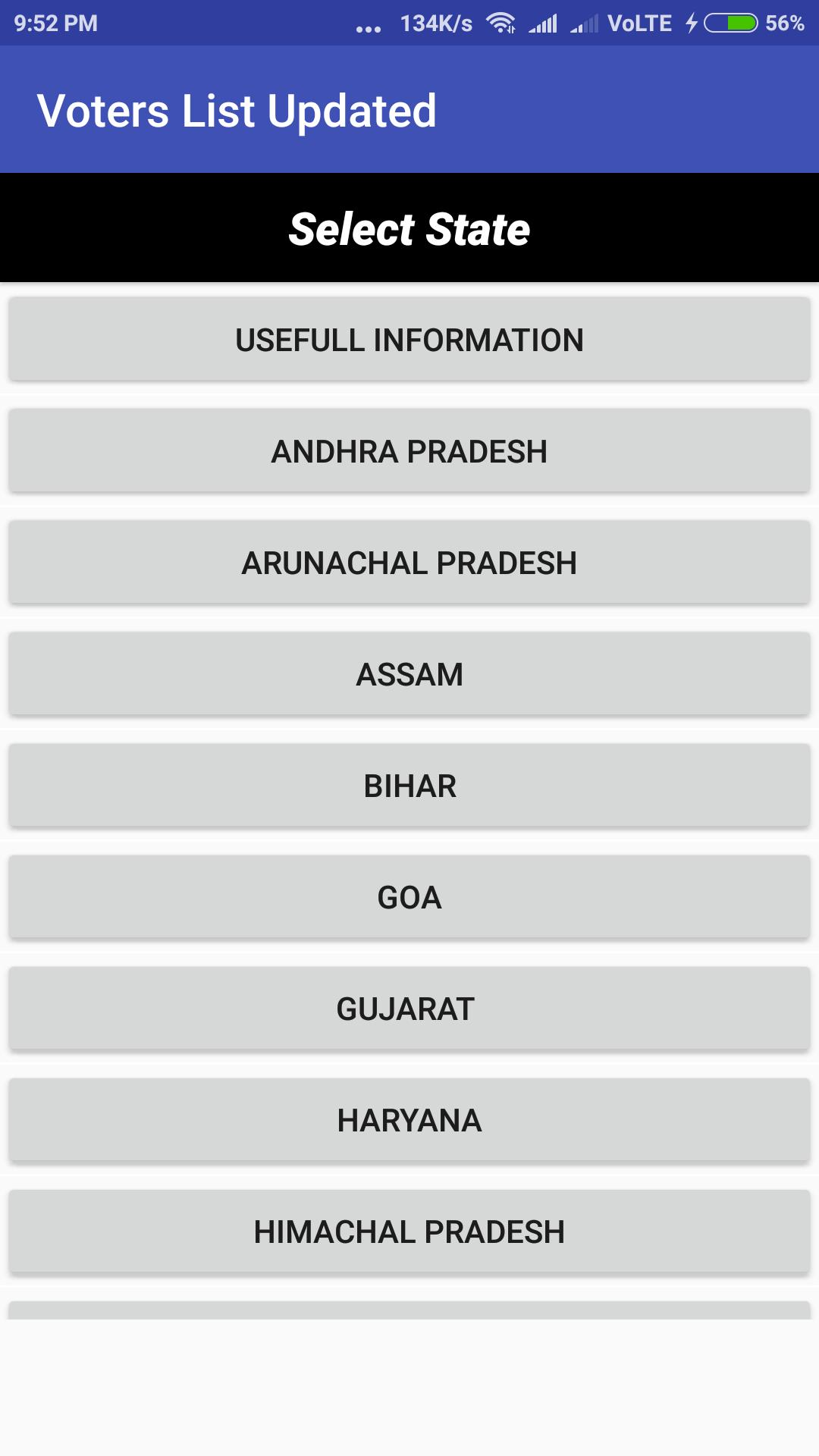 India Voters list 2019:Voter Name Search for Android - APK Download