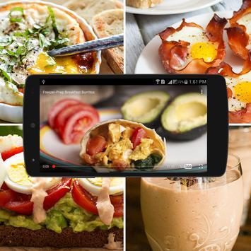 Tasty Breakfast Recipes apk screenshot