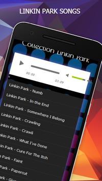 Linkin Park Best Songs Ever screenshot 1