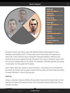 Grand Theft Auto V: The Manual apk تصوير الشاشة