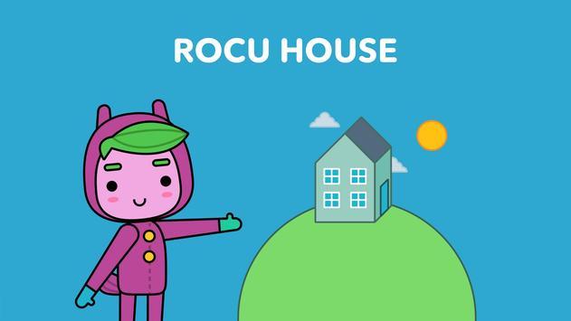 Rocu House: House kids stories poster