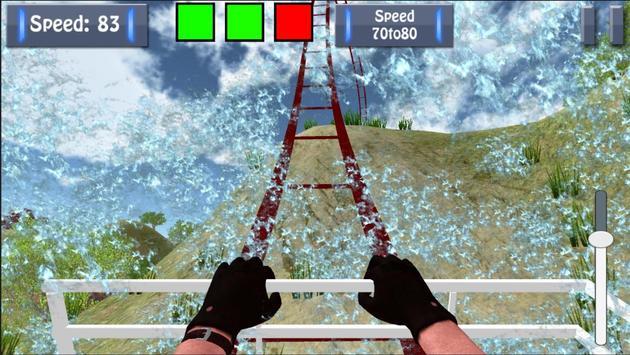 RollerCoaster Simulator 2 2016 apk screenshot