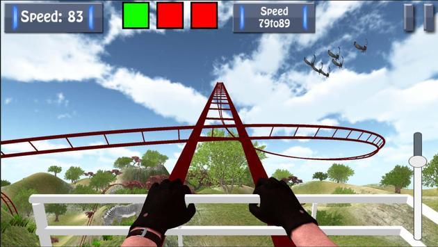 RollerCoaster Simulator 2 2016 screenshot 4