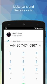 Roamer SIM screenshot 3