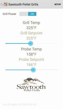 Sawtooth Pellet Grills screenshot 1