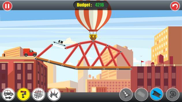 Road Builder: Construct A Bridge screenshot 11