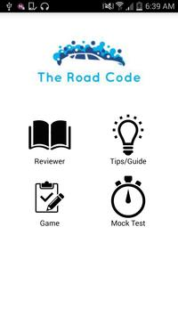 The Road Code poster