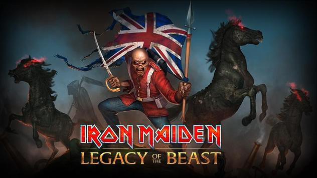 Iron Maiden: Legacy of the Beast poster