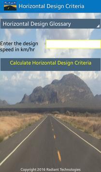 Road Design Kenya screenshot 2