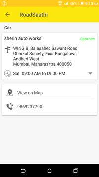 RoadSaathi screenshot 2