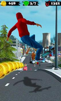 Road Skater HD apk screenshot