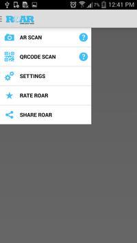 Roar apk screenshot