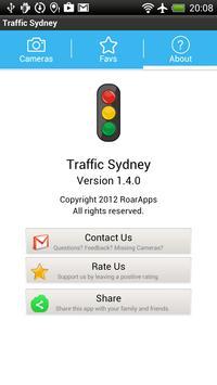 Traffic Cam Sydney FREE screenshot 4