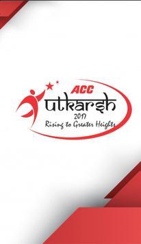ACC Utkarsh 2017 poster