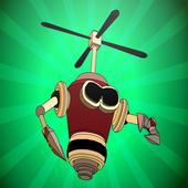 Crazy Robo - Copter icon