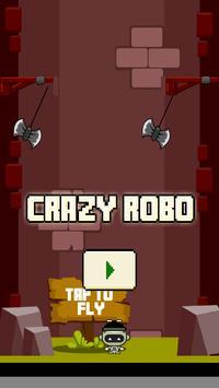 Crazy Robo - Copter poster