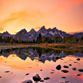 Mountains and Lakes Wallpapers icon