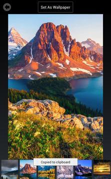 Mountains and Lakes Wallpapers screenshot 3